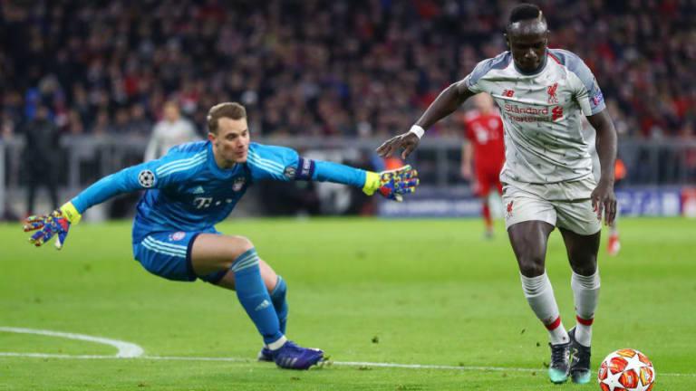 Vídeo | Con un tremendo golazo Mané pone en ventaja al Liverpool en su visita al Bayern Múnich