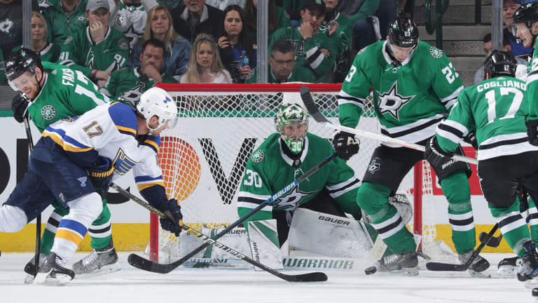 Evolved Dallas Stars Team Evens Blues Series With Game 4 Win