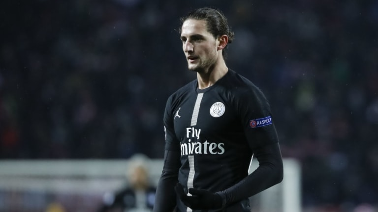 Adrien Rabiot Ditches Mother as Agent to Push Through Summer Move Amid Liverpool & Spurs Interest
