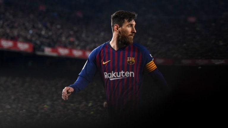 Lionel Messi Scores 30th Goal of the Season to Reach Landmark for 11th Successive Season