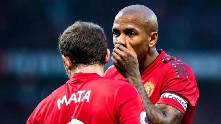 Manchester United Set to Offer Short Term Deals to First Team Stars Juan Mata & Ashley Young