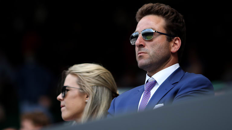 Tennis Broadcaster Justin Gimelstob Pleads 'No Contest' in Assault Case