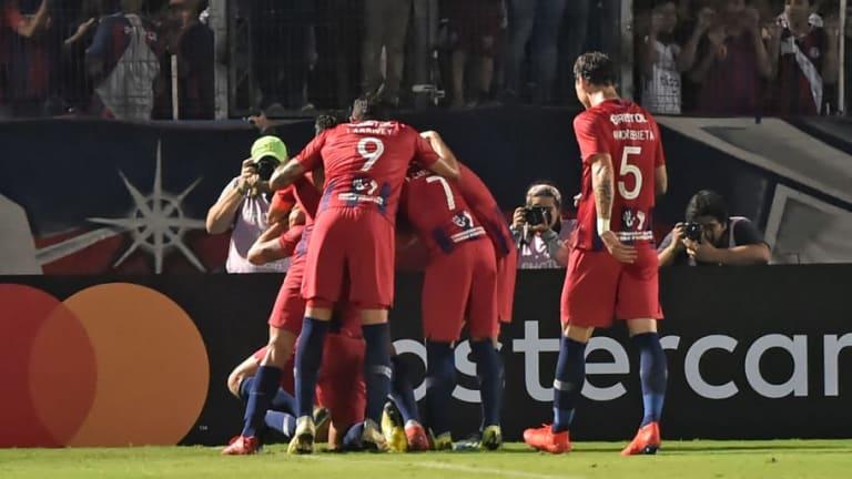 Diego Churrin de Cerro Porteño podría irse a FC Juárez