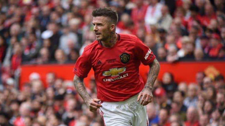 Beckham podría reunir a Messi y Cristiano Ronaldo en el Inter de Miami