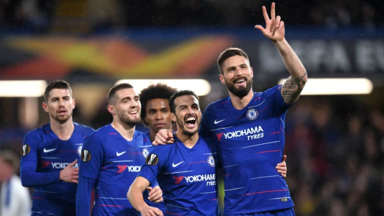 The Stat That Proves Chelsea's Stamford Bridge Dominance in European Competition