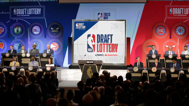How to Watch the 2019 NBA Draft Lottery: Time, TV, Live Stream, Odds