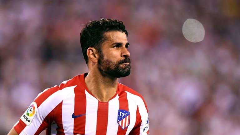 Ni Félix, ni Lemar, ni Morata... Este es el año de Diego Costa