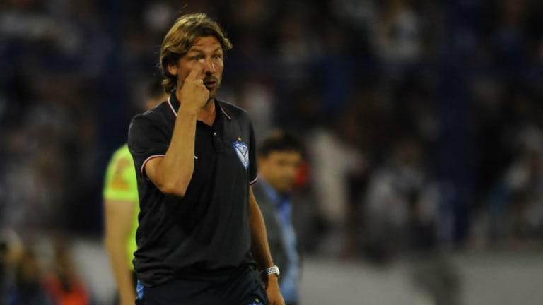 Gabriel Heinze multará a los jugadores de Vélez si aumentan de peso