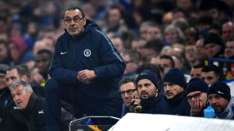 Why it Wouldn't Be Unreasonable for Maurizio Sarri to Walk Out on Chelsea