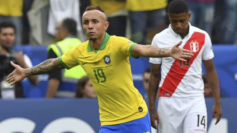 Everton: 5 Things to Know About Brazil's Copa America Star & Man City Transfer Target