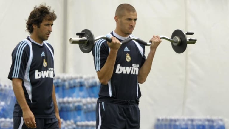 Karim Benzema Reveals Motivation to Catch Real Madrid Legend Raul in Champions League ScorersChart