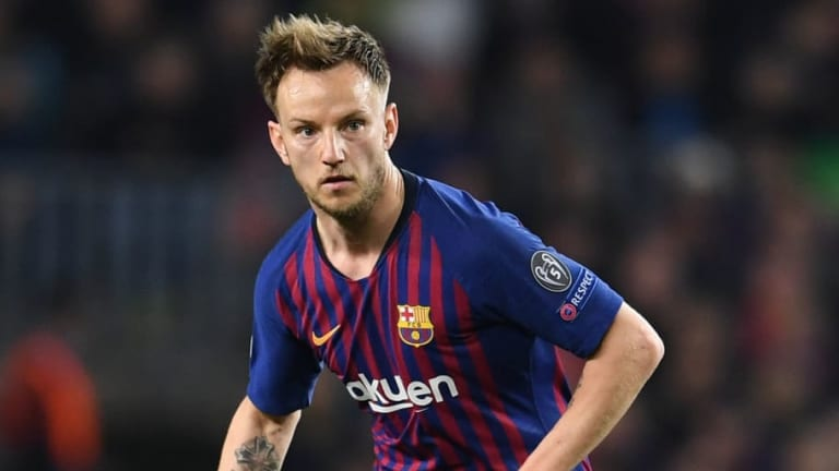 Man Utd 'Working on a Deal' for Ivan Rakitic as Barcelona Set Price Tag for Croatia Star