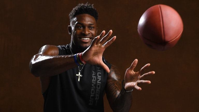 D.K. Metcalf Measures Off the Charts, But Will He Fit into the NFL?