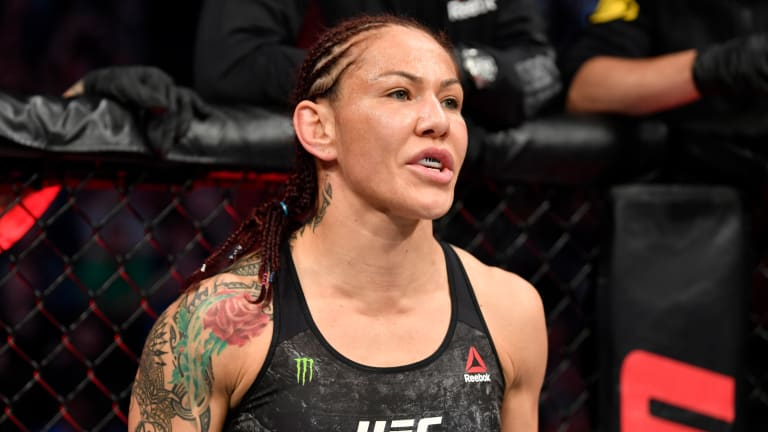 Dana White Says UFC Is Releasing Cris Cyborg From Her Contract