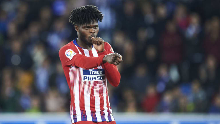 Thomas Partey Would 'Like' Premier League Move Amid Interest From Man Utd & Arsenal