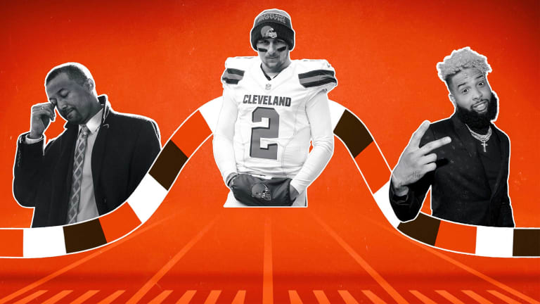 40 Turning Points on the Cleveland Browns' Path to Contention