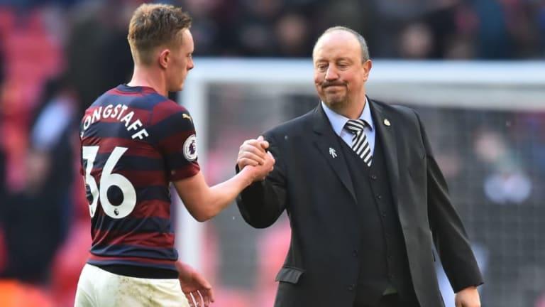 Rafael Benítez Backs Emerging Newcastle Midfielder Sean Longstaff for Future England Call-Up