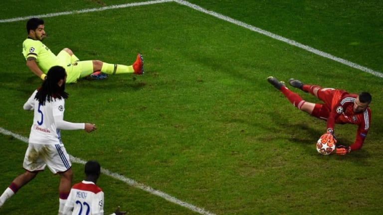 Lo bueno, lo malo y lo feo del Olympique Lyon-FC Barcelona (0-0)