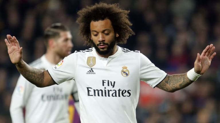 Juventus Tipped to Land Marcelo as Real Madrid Identify Left-Back Replacement
