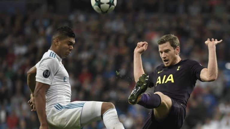Real Madrid - Tottenham | Alineaciones confirmadas para la Audi Cup