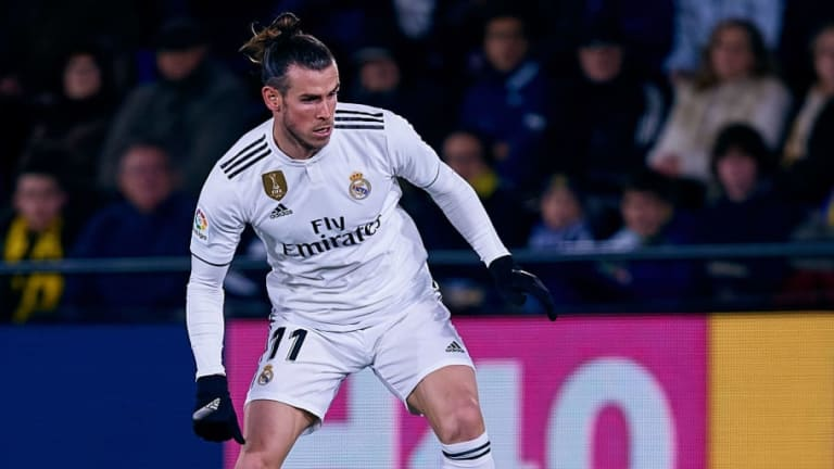 Gareth Bale's Agent Speaks Out About Real Madrid Star's Early Exit From Real Sociedad Defeat