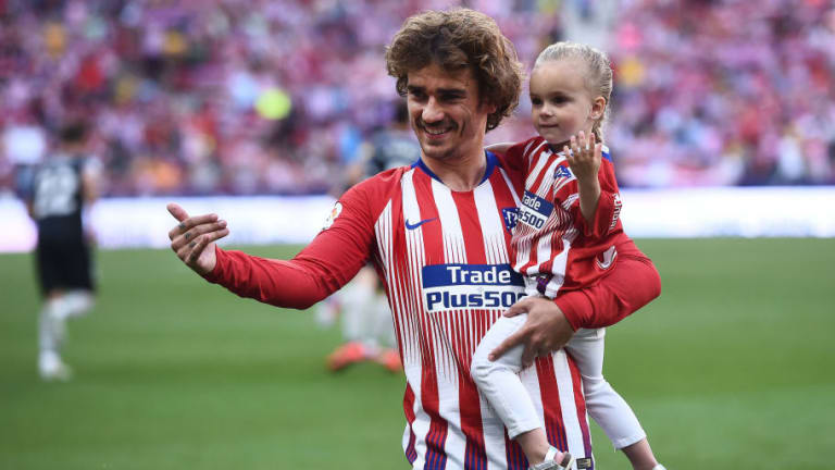 Antoine Griezmann Told to Halt Production on 2nd Documentary Prior to Atletico Exit Announcement
