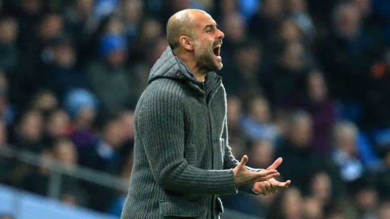 Pep Guardiola Says Man City 'Need a Break' After Narrow 1-0 Win Over West Ham