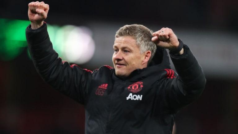 Arsenal - Manchester United   Alineaciones confirmadas