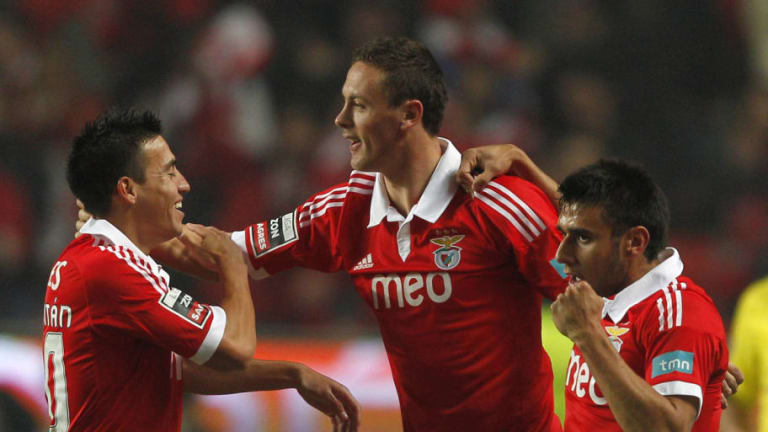 "El mensaje de Salvio para Nemanja Matić: ""Vení a jugar a Boca"""
