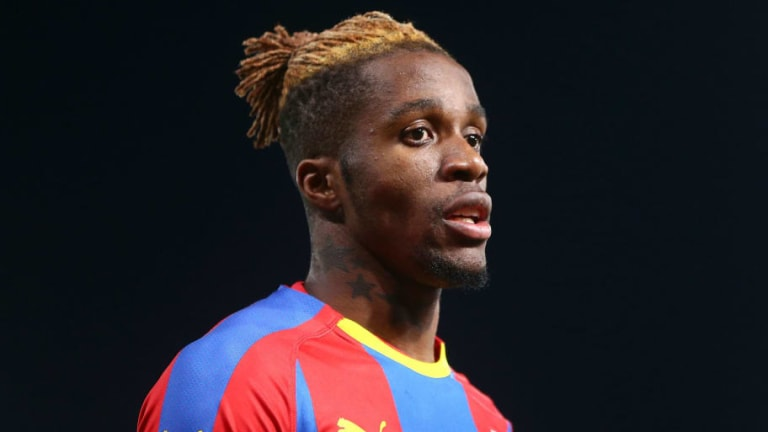 Everton to Reopen Wilfried Zaha Talks With Crystal Palace Over Players-Plus-Cash Deal Worth £100m