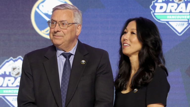 Sabres Owner Terry Pegula Say It's Time for Buffalo to Start Winning