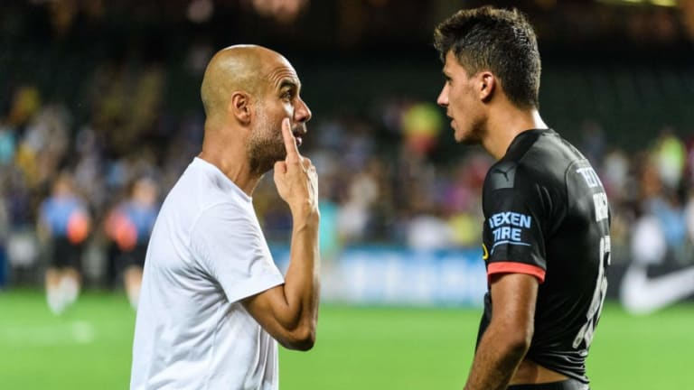 Pep Guardiola Backs Rodri to Play Key Man City Role for 'the Next Decade' Following Club-Record Move