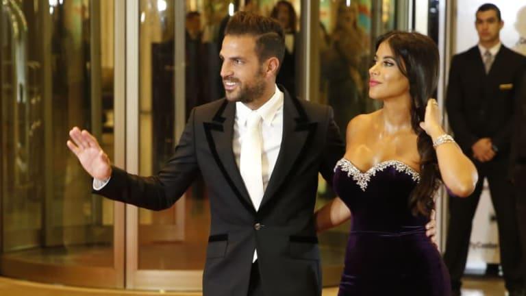 Cesc Fabregas' Wife 'Confirms' Monaco Move Is Still Happening Despite Sudden Stall