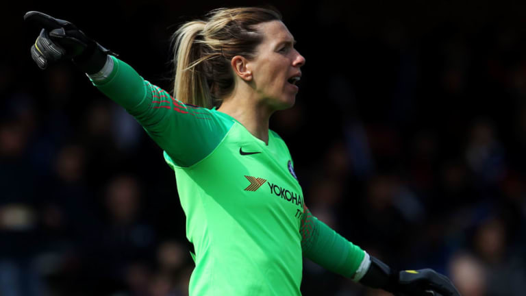 Karen Bardsley Ruled Out of England's World Cup Semi-Final Clash With Hamstring Injury