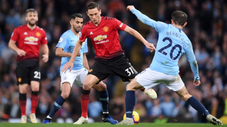Michael Owen Claims the Manchester Derby Will Decide the Title Race Between Liverpool & City