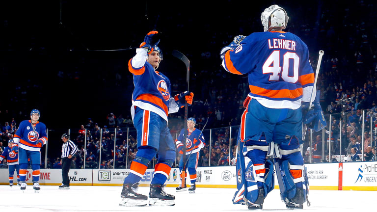 Robin Lehner, Barry Trotz Have Quickly Ushered in Post–Tavares Era for Islanders