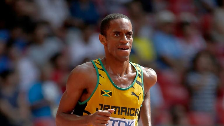 Jamaican Distance Runner Kemoy Campbell Retires, Opens Up About Terrifying Collapse