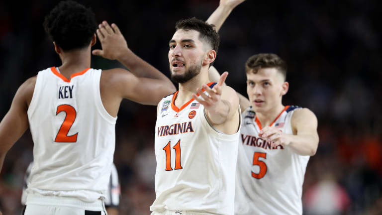 Virginia Opens as Favorites to Beat Texas Tech in Title Game