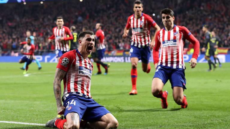Con esta cara el Atlético puede aspirar a ganarlo todo