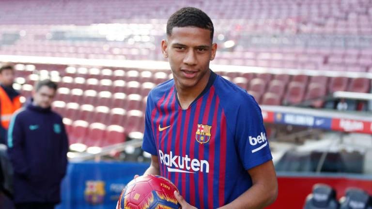 Los elogios de Todibo a sus compañeros del FC Barcelona