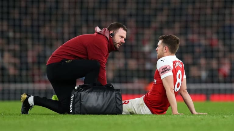 Unai Emery Provides Injury Update on Four Arsenal Stars After Newcastle Victory
