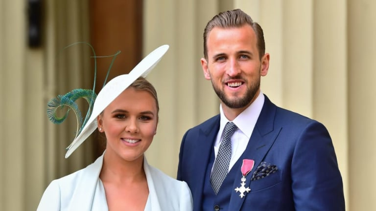 Harry Kane Rewarded MBE for 'Services to Football' After Winning World Cup Golden Boot