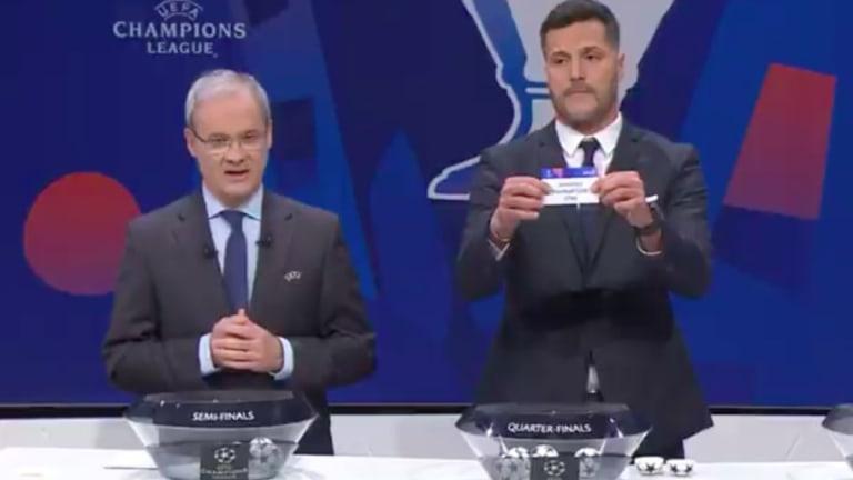 Sorteo Champions League   Así quedan los emparejamientos de cuartos de final