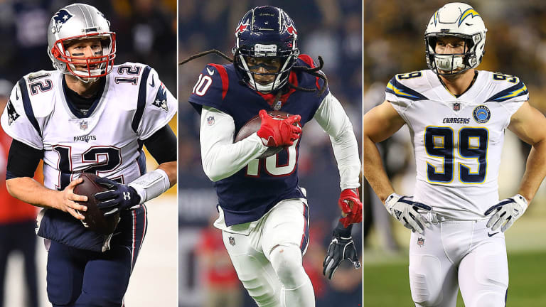 The NFL's All-Slow Team