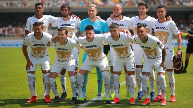 Pumas se aleja de la Liguilla, pero todavía tiene la Copa MX