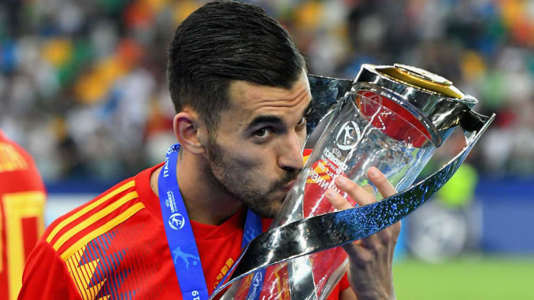 Tottenham Target Dani Ceballos After Putting Giovani Lo Celso Negotiations on Hold