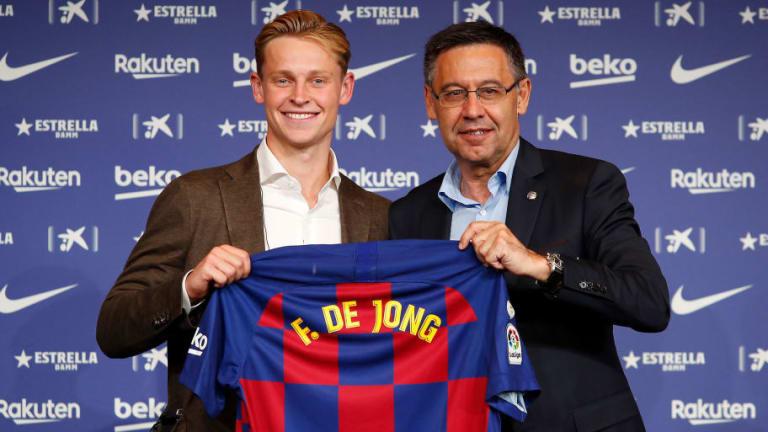 Frenkie de Jong: Why the Barcelona Midfielder Is the Biggest Bargain of the Summer