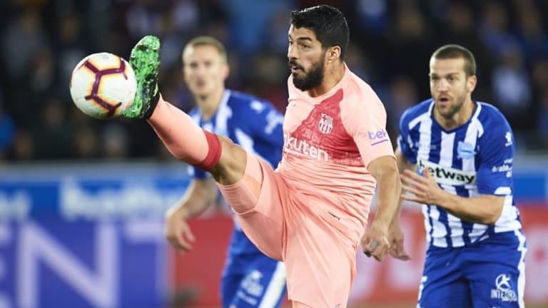 Lo bueno, lo malo y lo feo del Deportivo Alavés-FC Barcelona (0-2)