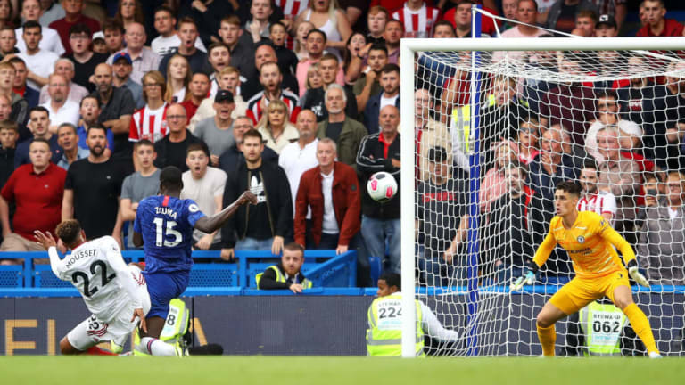 Twitter Reacts as Sheffield United Come From Behind to Snatch Point Off Chelsea at Stamford Bridge