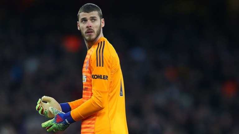 David de Gea Stalls on New Man Utd Contract Over Threat to Champions League Aspirations